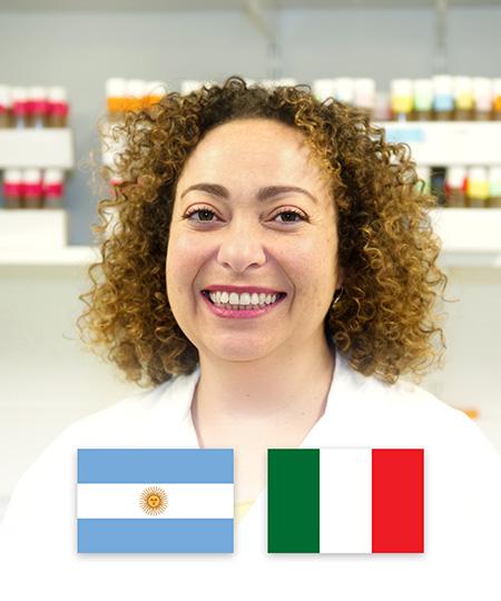 Carla Saleh, Ph.D.