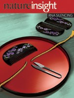 Nature Insight January 2009 RNA Silencing