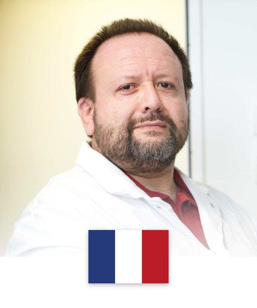 Lionel Frangeul